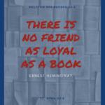 Heute ist Welttag des Buches